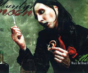 Marilyn Manson & Absinthe (by kate)